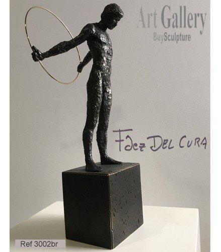 Escultura Movimiento n2