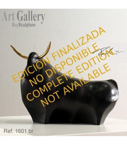 Escultura Toro Rondeño