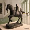 Niño con caballo