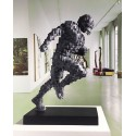 Abstracción NFL Inspiración Antony Gormley