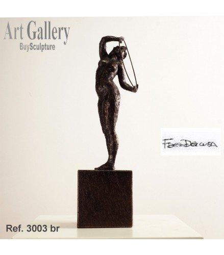 Escultura Movimiento n3