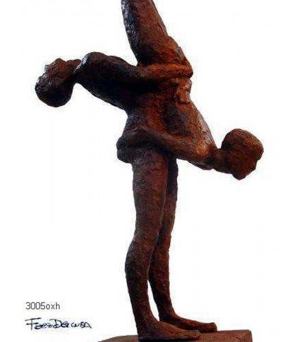 Escultura Movimiento n5