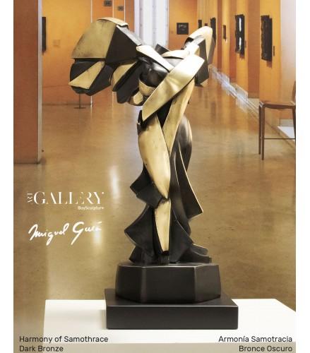 Escultura Armonía Samotracia  Grande