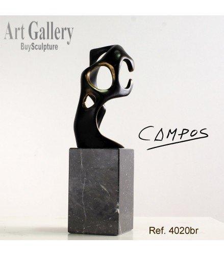 Escultura Pensador de Rodin