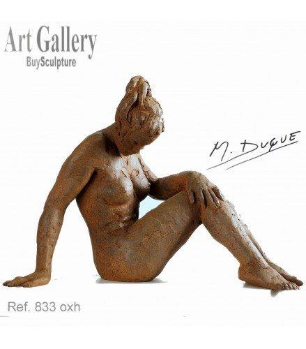 Escultura Femenino Impresionista