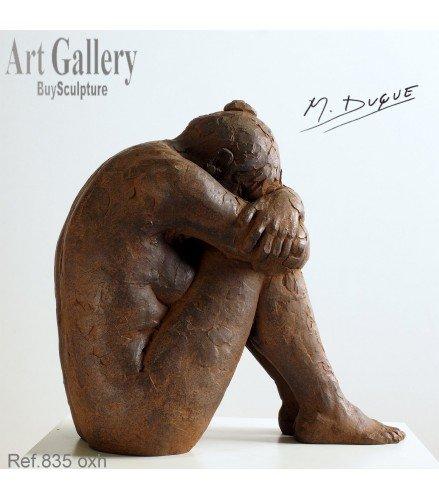 Escultura Desnudo Agrupado Grande