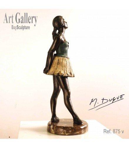 Escultura Bailarina Ballet