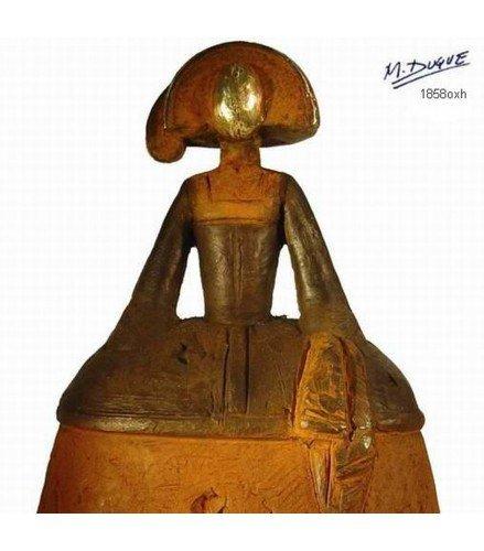 Escultura Menina Grande de Velazquez II