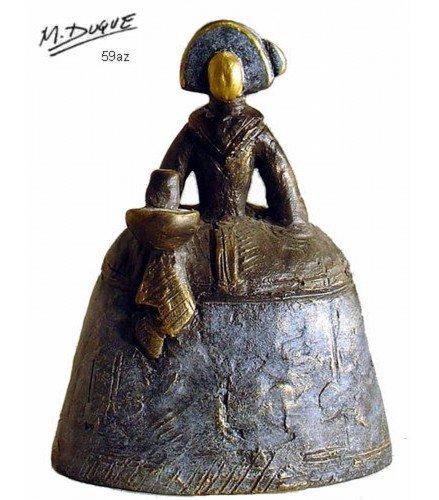 Escultura Menina de Velazquez III