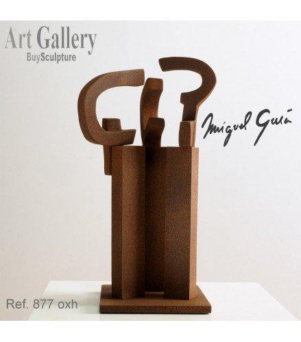 Escultura Dialogo