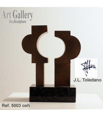 Escultura Encuentro