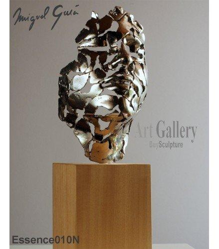 Escultura esencia de juventud en Niquel