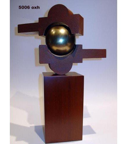 Escultura Fuerza y Equilibrio II