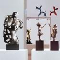 Esculturas cuerpo humano