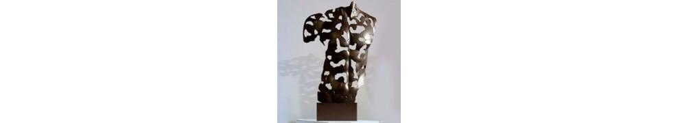 Esculturas de Hombres