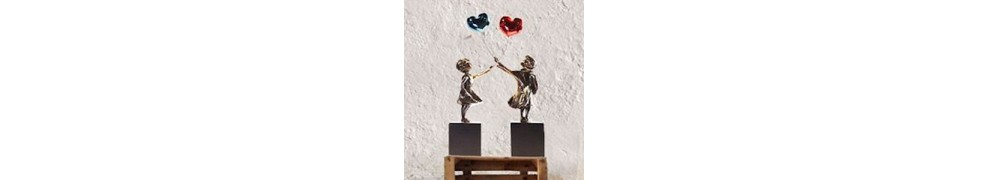Comprar esculturas Street Art