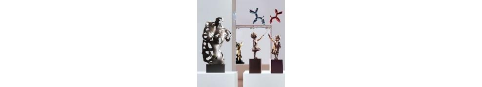 Comprar escultura moderna en galería de arte online