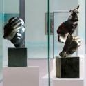 Comprar esculturas realistas en galería de arte contemporáneo