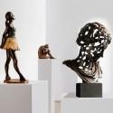 Comprar esculturas clásicas en galería de arte contemporáneo